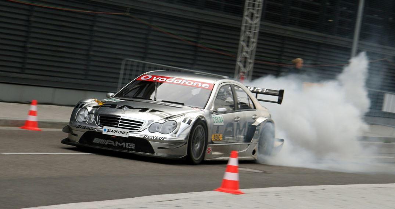 Only race cars should burnout.